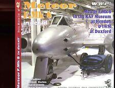 of- Wings & Wheels Special Museum Line # 42 - METEOR F. Mk 8., SB, like new
