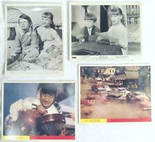 VINTAGE DISNEY MOVIE 8x10 photo lot 19 ORIGINALS including MARY POPPINS LOVE BUG
