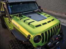 2018 2019 2020 Jeep Wrangler JL Ram Air Hood RKSport 48013000