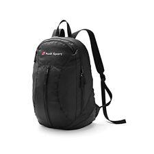New Genuine Audi Sport Backpack Rucksack Packable Bag A1 A3 A4 A5 A6 A7 A8
