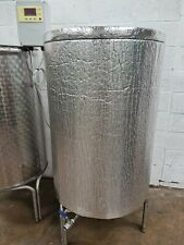 More details for 500l hot liquor tank (hlt) for micro brewery, inc full insulation & temp control