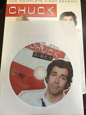 Chuck - Season 1, Disc 1 REPLACEMENT DISC (not full season)