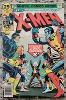 Uncanny X-Men 100 Old Team vs New - Original and Complete - VG-/VG 3.5/4.0
