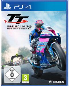 TT Isle of Man 2: Ride On The Edge PS4