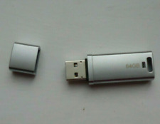 Metal 64 Go USB Flash Drive Memory Stick 2.0