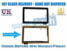 NUOVO Asus Transformer Book t100t Anteriore Touch Screen Digitizer vetro con adesivo