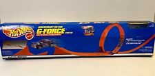 1998 Hot Wheels 30th Anniversary Edition G-Force Stunt Set New In Box