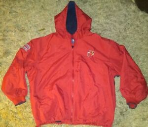 Crable Sportswear IOWA STATE CYCLONES Hooded Zip Lined Jacket Men's Size: XXL