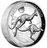 2018 Australian Kangaroo 1 oz Dollar $1 Silver Proof High Relief Coin Australia