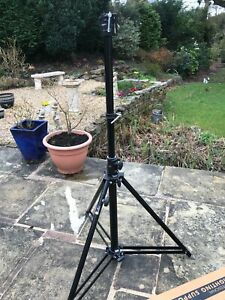 MANFROTTO 070BU FOLLOW SPOT STAND 147CM HEIGHT 18KG LOAD