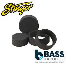 """Stinger Roadkill rkfr 5 Anillos rápido 5"""" 5.25"""" Kit de espuma absorbente de sonido del altavoz"""