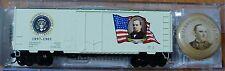 Micro-Trains Line #07400136 William McKinley (Presidential Car) 40' Boxcar w/Pin