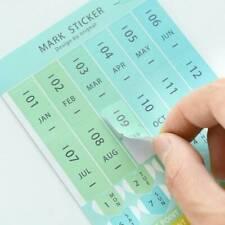8 Sheets/Set DIY Scrapbooking Creative Office Novelty Sticky Notes