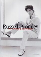 Russell & Bromley Fake Snake Loafer 1995 Magazine Advert #2782