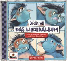 Der Grolltroll - Das Liederalbum   CD   NEU