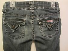 Hudson Jeans size 26 (meas 29 x 30) distressed