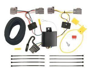 Trailer Wiring Harness For 08-10 Volvo V70 Wagon Plug & Play Direct T-One NEW