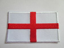 ENGLAND  Embroidered Heat Sealed Patch P010