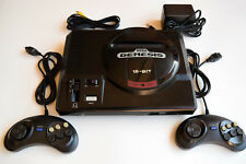 Sega Genesis Console Video Game System Complete