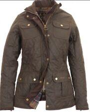 Barbour Utility Waxed Jacket. UK 14