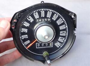1967 1968 Mustang Factory 140 MPH Speedometer w/ Trip Odometer Looks/Works Great