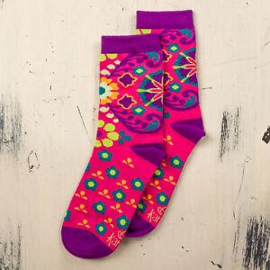 Karma by Stephen Joseph E7 Girl's 14 in L Fun Socks KA-2008 Choose Design