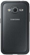 Étuis, housses et coques noirs métalliques Samsung pour téléphone mobile et assistant personnel (PDA)