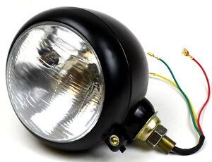 Scheinwerfer mit Standlicht  E4 Prüfzeichen Traktor Lampe 12v Frontscheinwerfer