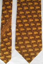 -AUTHENTIQUE cravate cravatte VALENTINO  100 % soie  TBEG  vintage