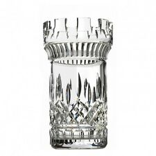 "House of WATERFORD CRYSTAL Lismore Castle 10"" vase neuf et emballé."