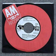 "Gentlemen Without Weapons-Unconditional Love-7"" Promotion Copy Not For Sale"