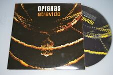 Orishas - Atrevido. CD-Single Promo (ESP)