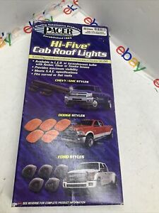 PACER PERFORMANCE Cab Roof Lights Smoke 99-     Ford P/U LED P/N - 20-236S
