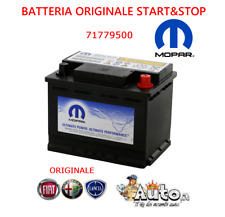 BATTERIA AUTO START&STOP 70 AH 570A ORIGINALE FIAT 71779500 ALFA LANCIA