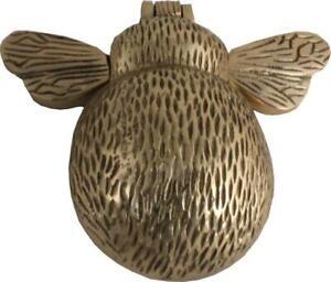 BUMBLE BEE SHAPED DOOR KNOCKERS (SECONDS) 4 VARIATIONS