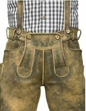 Stockerpoint Muck Pantalones de Peto para Hombre chico en cuero talla 44