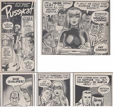 Wally Wood Naughty comics collection Digital Comics cbr Rare - Comics DVDs DL