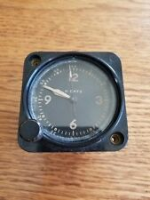 Original WW2 A11 Overhauled Walthan 8 days Aircraft Watch - Running