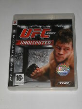 Jeu PS3 UFC 2009 Undisputed Sony playstation 3