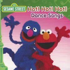 Sesame Street (Sesamstraße) - Hot! Hot! Hot! Dance Songs - CD, 15 Tracks, NEU