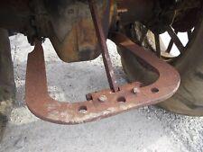 Mccormick Deering Farmall 1020 Ih Tractor Original Drawbar Horse Shoe Hitch Ampbrk