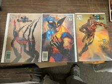 MARVEL MASTERPIECES 2 #1-3, MARVEL comics (AVENGERS, X-MEN, SPIDER-MAN)