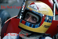 NANNI GALLI Williams iso-marlboro IR F1 Portrait 1973 foto 2