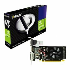 Palit Geforce GT 610 1GB DDR3 HDMI DVI VGA PCI-E Scheda Grafica