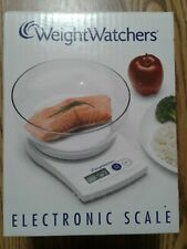 Weight Watchers Electronic Scale New