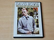 David Bowie/Under Review 1976 - 1979 : The Berlin Trilogy/2006 DVD
