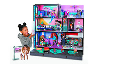 LOL L.O.L. Surprise OMG House Real Wood Doll House w/ 85+ Surprises