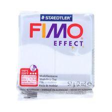 FIMO Effect Modelling Clay 052 Glitter White 57g