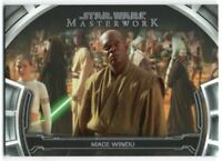 2019 Star Wars Masterwork Defining Moments DM-17 Mace Windu