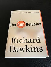 The God Delusion - SIGNED BY RICHARD DAWKINS - Paperback - Brand New
